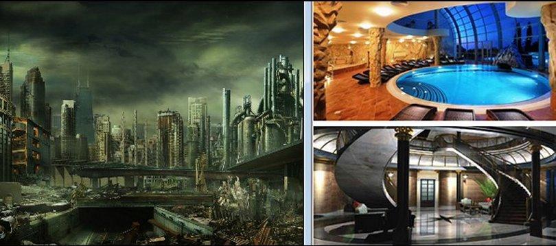 10 удивительных бункеров и бомбоубежищ, чтобы переждать Апокалипсис
