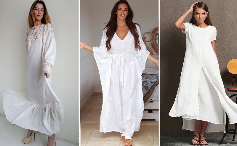 Невесомая летняя одежда в стиле бохо для настоящих модниц