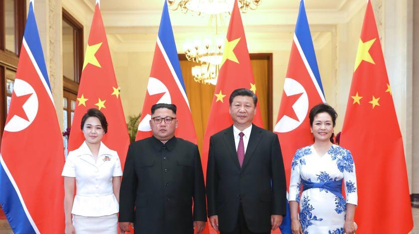 Россия примирила Южную и Северную Кореи