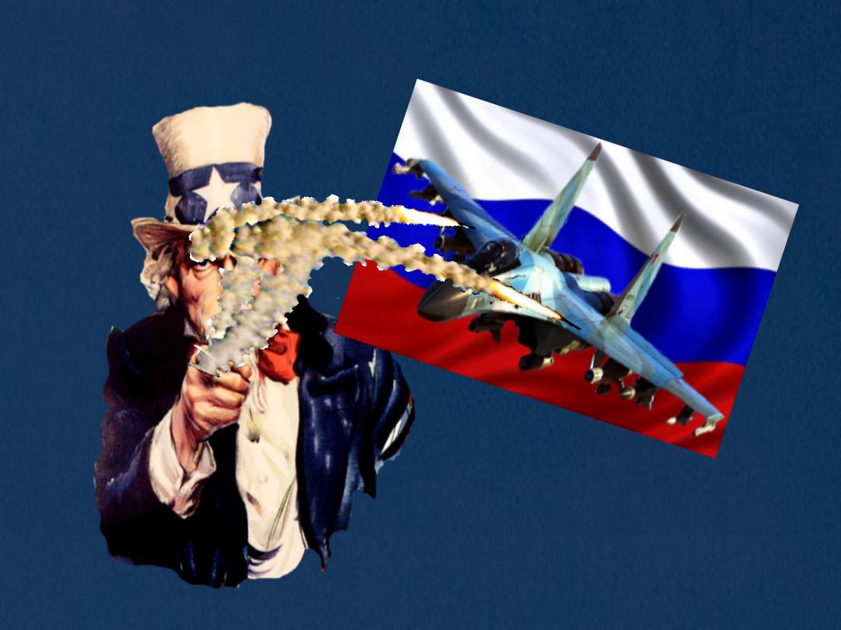 """В США общественность призывает """"сбить хотя бы один самолет"""" ВКС России в Сирии - сообщения СМИ"""