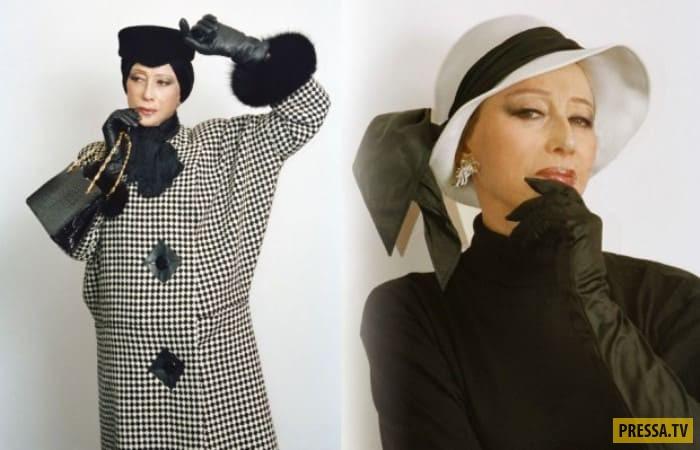 Майя Плисецкая - легенда балета и икона стиля.