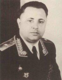 Генерал-майор М.П. Ботин (послевоенное фото)