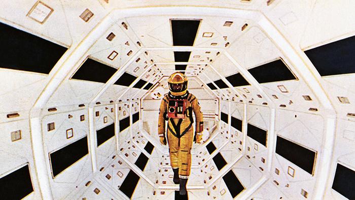 Кадр из фильма «2001: Космическая одиссея».