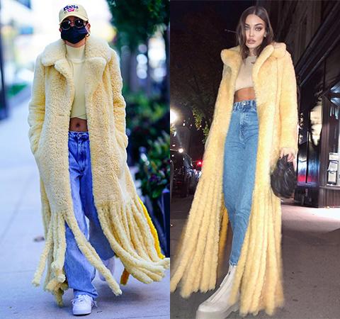 Модная битва: Хейли Бибер против Дарьи Коноваловой