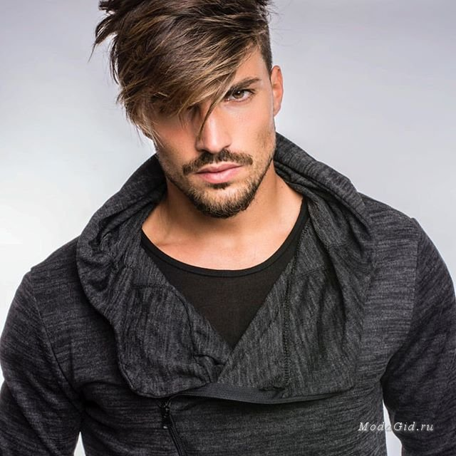 Модные мужские стрижки 2017