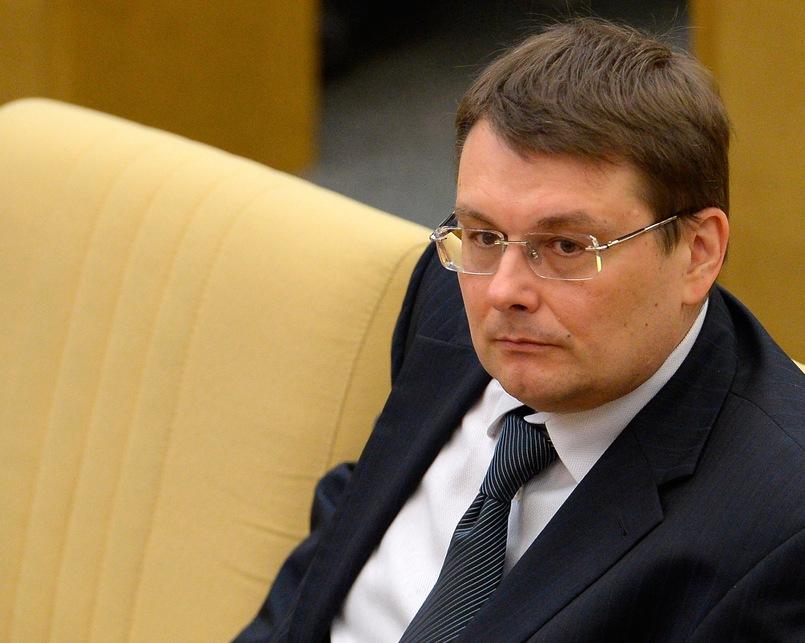 Евгений Федоров: политик, ра…