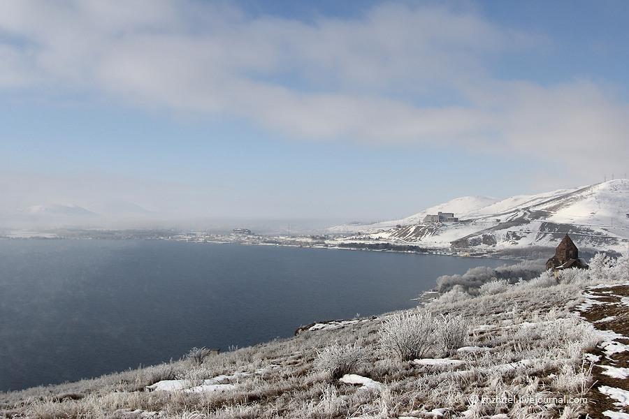 Севан: жемчужина Армении