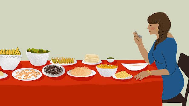 8 способов развить у себя расстройство пищевого поведения (РПП)