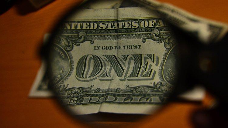 Доллар не держит удар: «игра» в рост «зеленой бумажки» заканчивается
