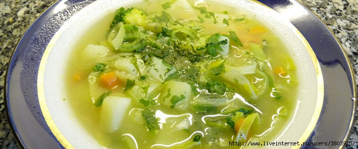 7 самых вкусных супов без мяса