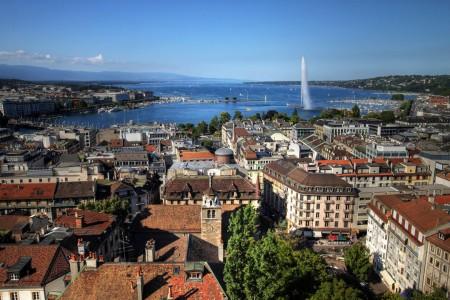 Один день в городе. Женева (2019)