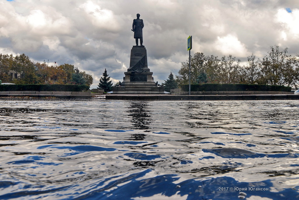 Затопленный Севастополь
