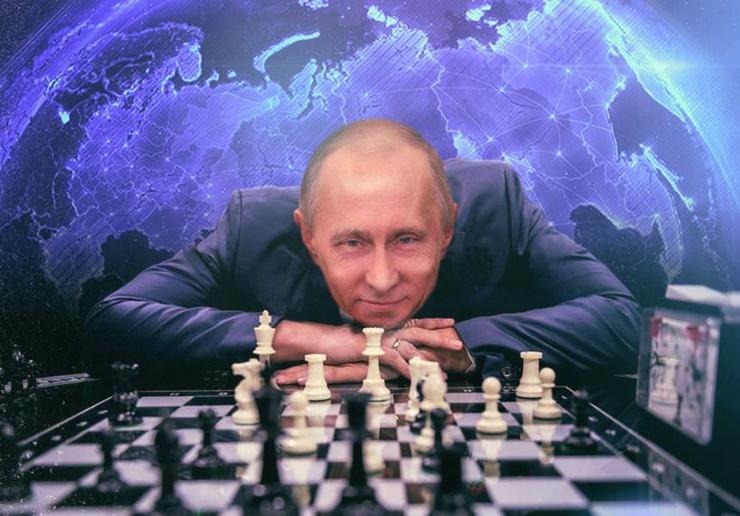 Британский СМИ подняли на смех угрозы Англии против России: Путин в деле