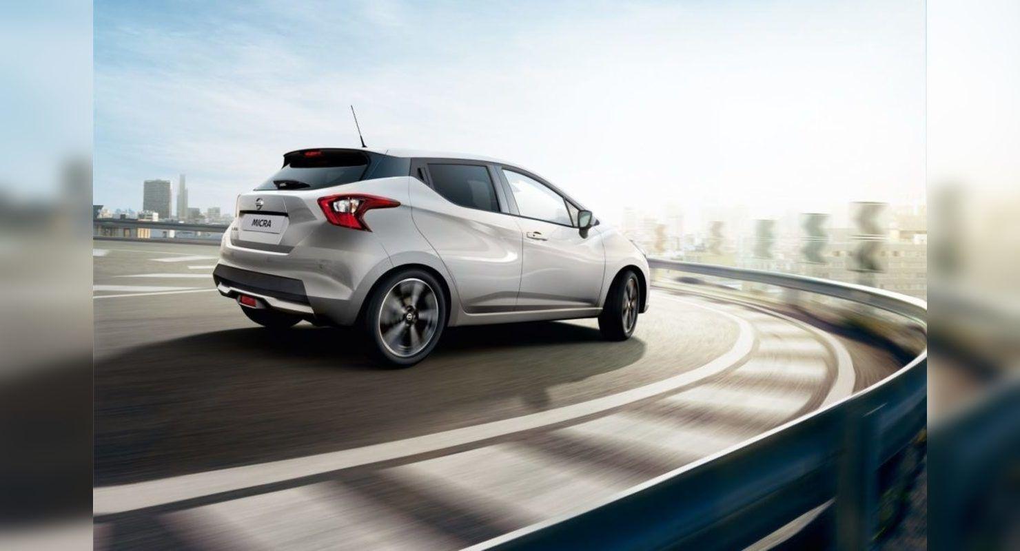 Nissan представил обновленный хэтчбек Micra Автомобили