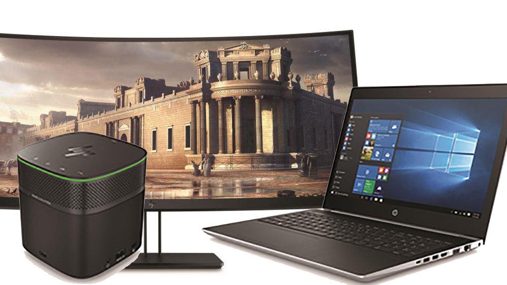 В Россию пришли новые ноутбуки HP, раскрыты цены