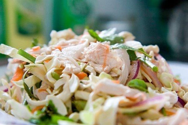 Сказочно вкусный салат из ку…