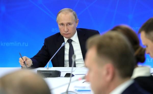 Путин заявил об отсутствии з…