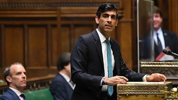 Риши Сунак анонсировал новый пакет поддержки для бизнеса Великобритании на сумму £4,6 млрд ИноСМИ