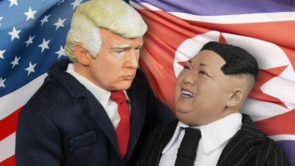 Ким не даст Трампу себя раздеть
