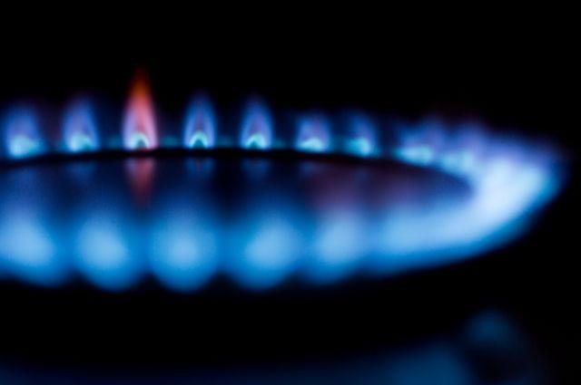 Цена европейского газа для Украины поднялась до рекордной отметки