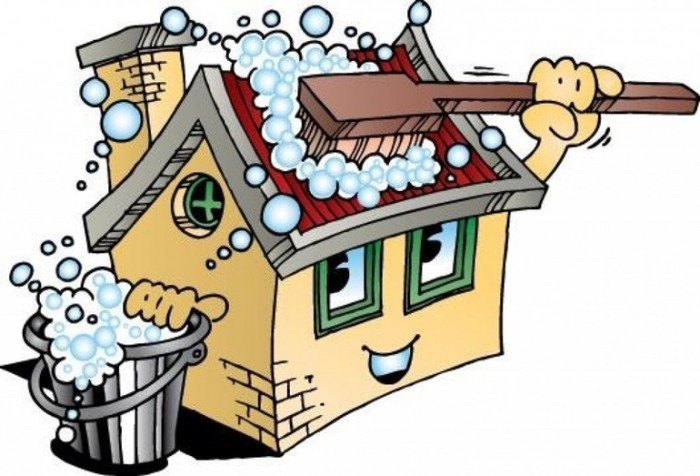 Чистота влияет на Ваш достаток