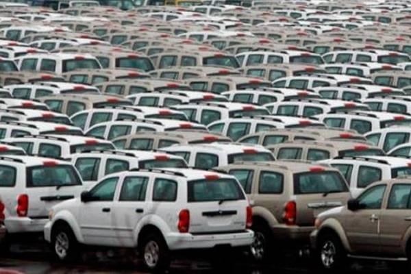 Современная экономика способна удивлять: кладбища новых авто