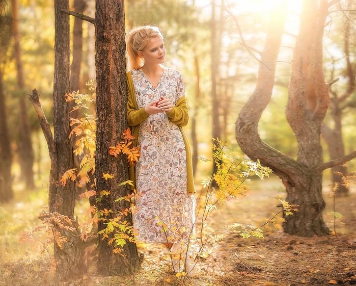 Осенняя Любовь ... она ... как Сказка