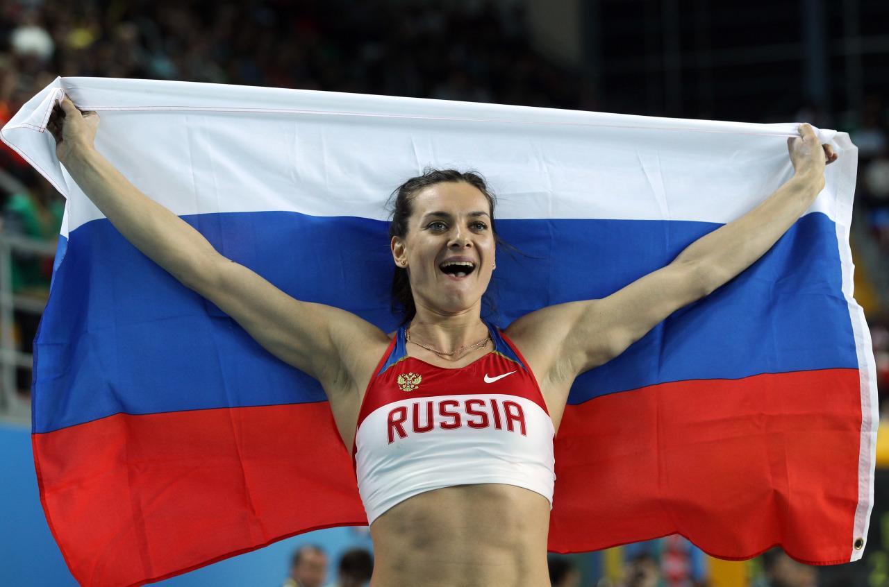 Сборную России по легкой атл…