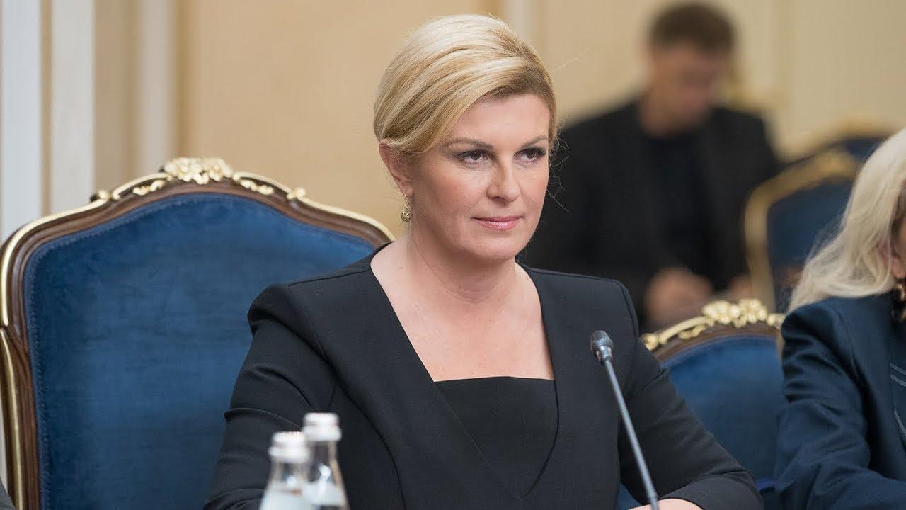 Президент Хорватии высказала…