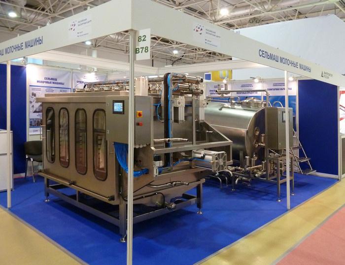 В Кирове налажен выпуск широкого ассортимента продукции для предприятий молочной промышленности