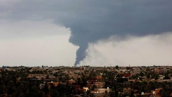 Триполи может остаться без б…
