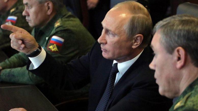 Москва «заткнётся», но сперва она уничтожит Британию, и сделает это очень быстро!