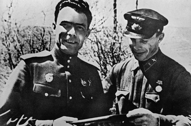 Как воевал Брежнев на Великой Отечественной