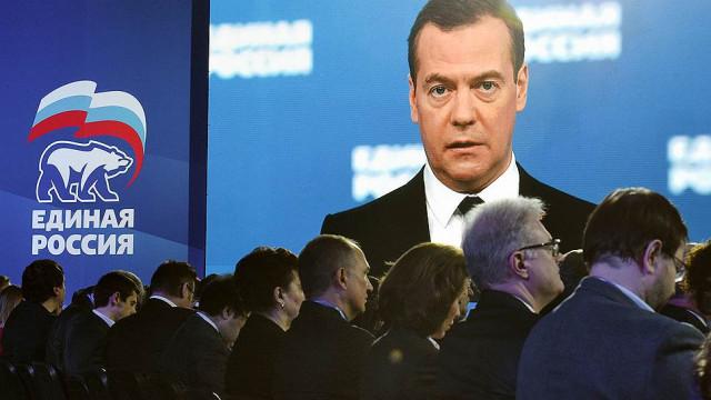 «Единая Россия» не стала кон…