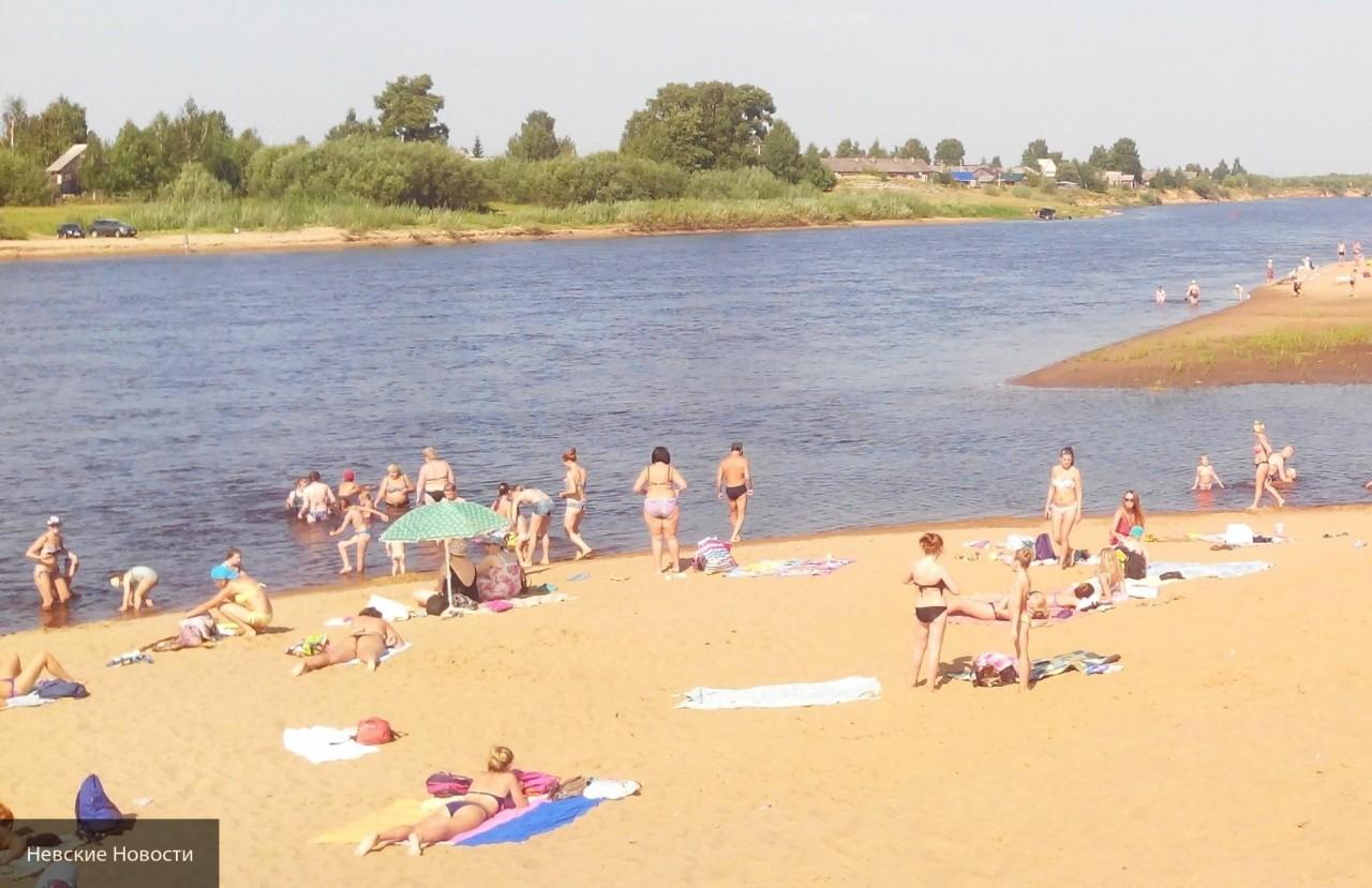 В Сочи на диком пляже утонул неизвестный мужчина