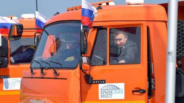 В Крым на грузовике: Западны…