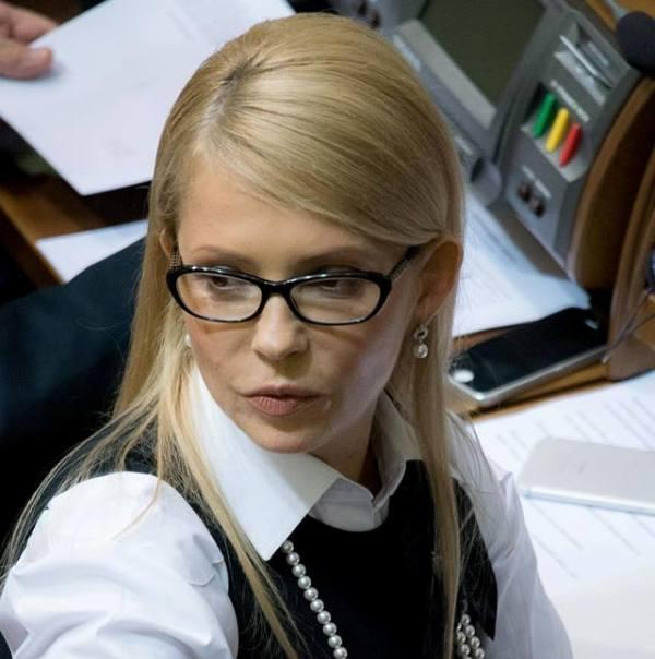 Президентом Украины станет Юля
