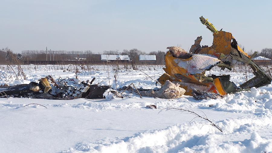 Опубликована расшифровка переговоров пилотов разбившегося Ан-148
