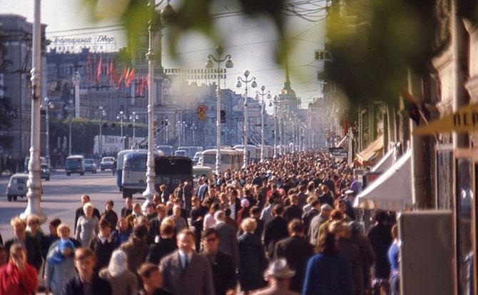 Ленинград 1965-го