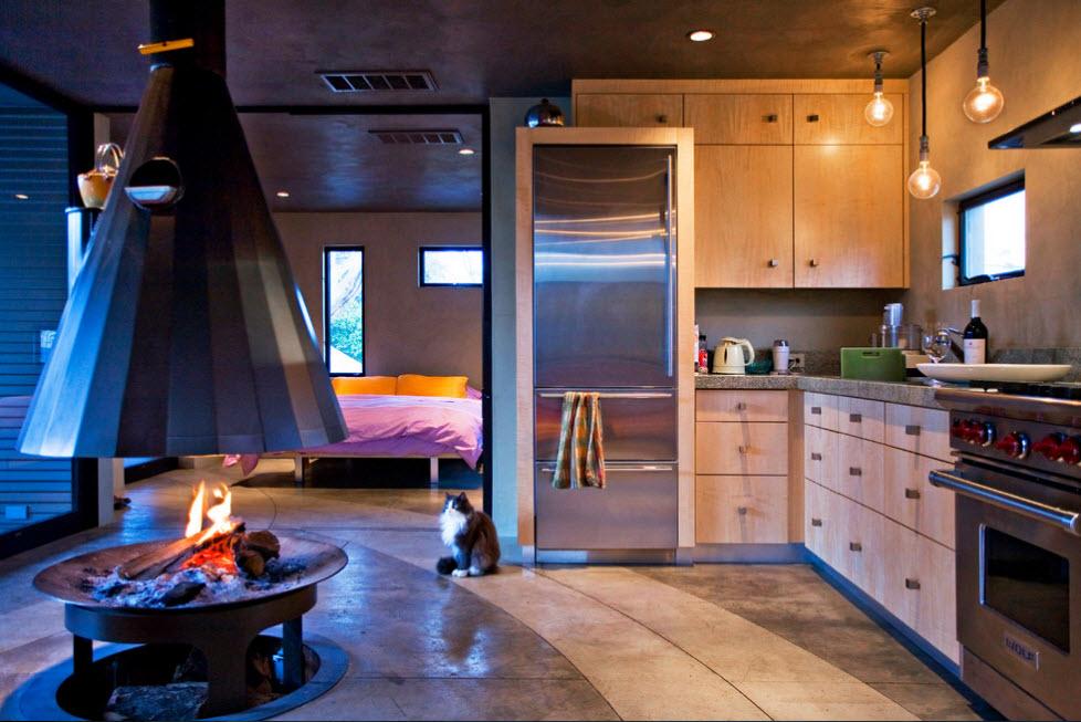 Встроенные кухонные приборы