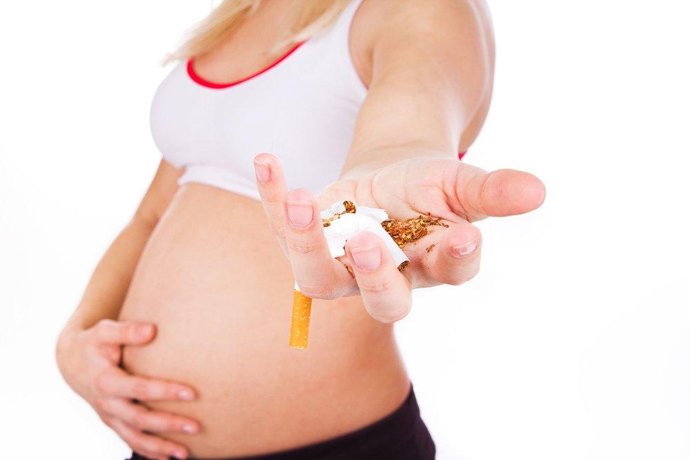 Мифы о вредных привычках беременных