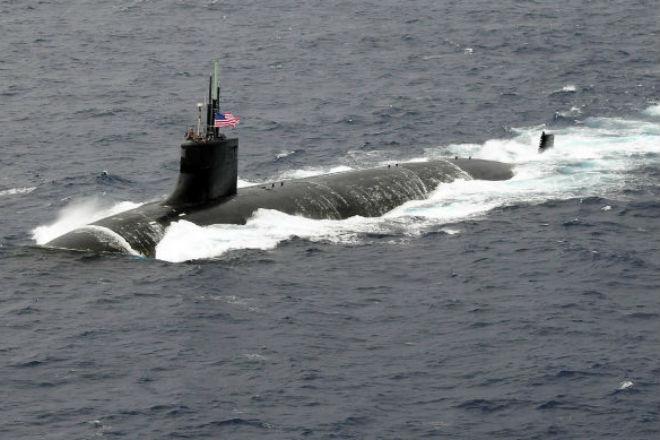 Огромная и очень дорогая: Пентагон показал проект субмарины нового поколения