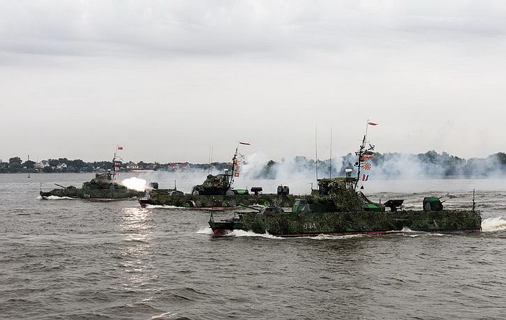 Россия передала новый «привет» Украине в Азовском море