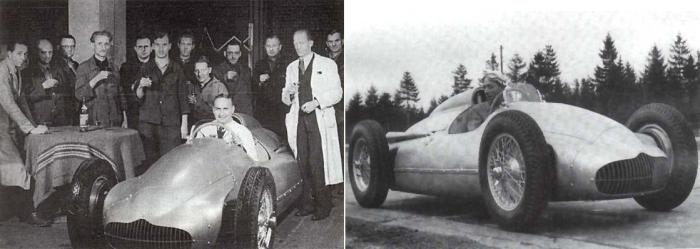Невероятные гоночные авто из СССР