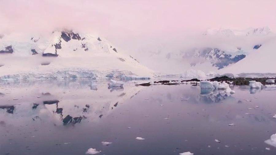 Тайна ледяного города
