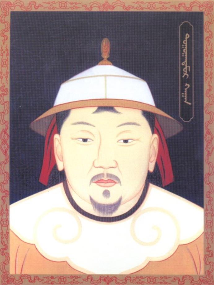 Тогонтимур – последний монгольский император Китая.