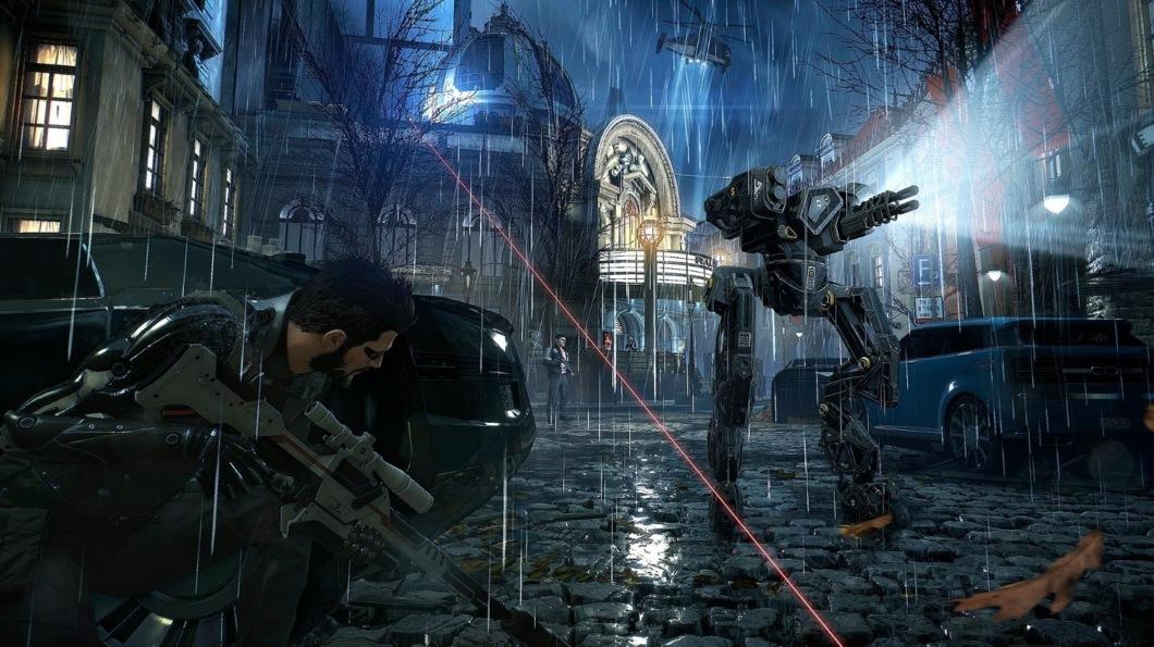 Детали маленького города — анализ локаций в Deus Ex: Mankind Divided