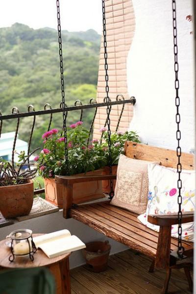 balkon-schaukel