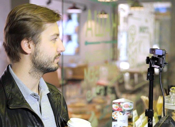 С июня в России заработает оплата покупок по селфи (3 фото + видео)