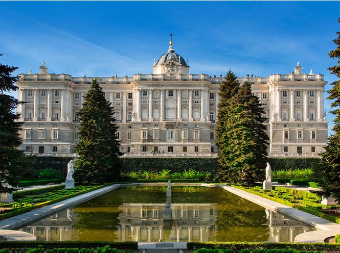 Самые красивые королевские дома по всему миру дворцы,интересное,королевские дома,мир